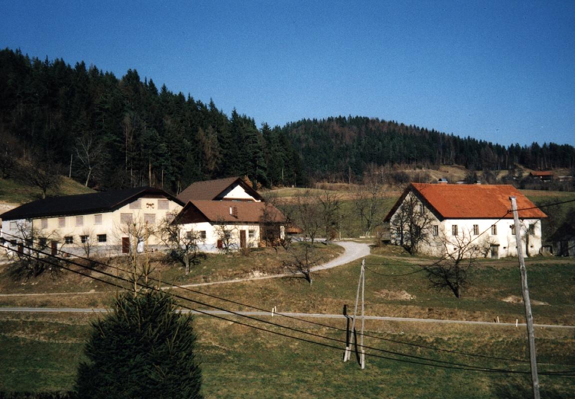Žokova stara hiša